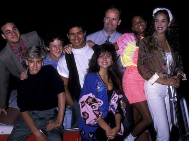 'Saved by the Bell' Cast Celebrated 30 Years of Friendship With Reunion Dinner