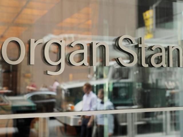 Morgan Stanley fined $22 million over alleged bond-market 'pump and dump' scheme
