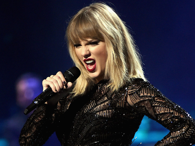 Taylor Swift Songs Were Streaming This Whole Time If You Looked In The Right Place