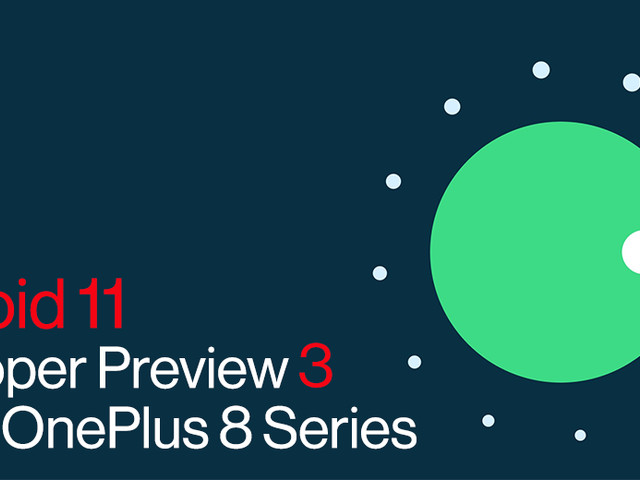 Hands-on with the new UI in the OnePlus OxygenOS Android 11 Developer Preview 3