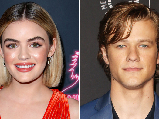 Lucy Hale, Lucas Till to Star in Spike Lee's Civil Rights Drama 'Son of the South' (EXCLUSIVE)