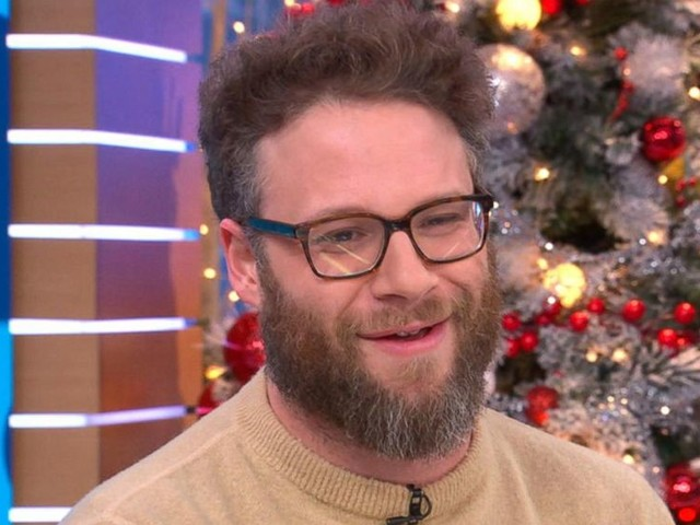 WATCH: 'GMA' Hot List: Seth Rogen says James Franco stayed in character the entire time they made 'The Disaster Artist'