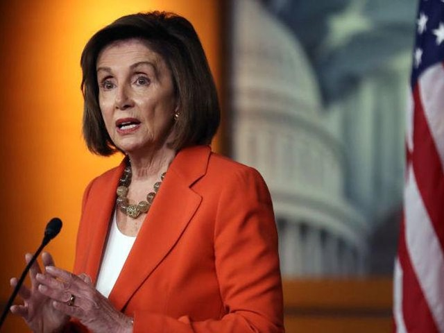 Nancy Pelosi's attempt to deflect responsibility for eviction moratorium does not end well for her