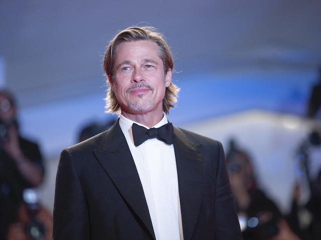 Brad Pitt Praises Alcoholics Anonymous