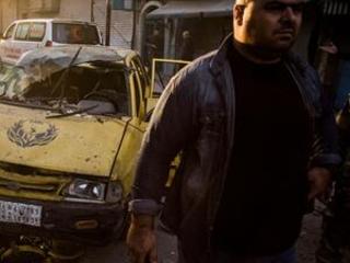 3 blasts hit Syrian town near border with Turkey, 6 killed