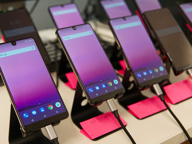 The inventor of Android wants to sell you an incredibly ugly, useless phone that nobody in their right mind should buy