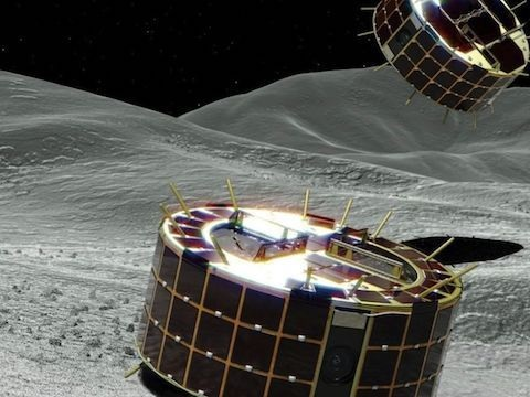 Japan's Hayabusa2 Successful In Collecting Samples From Asteroid