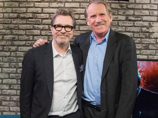 WATCH: 'Darkest Hour' star Gary Oldman on his children finally seeing and enjoying his film