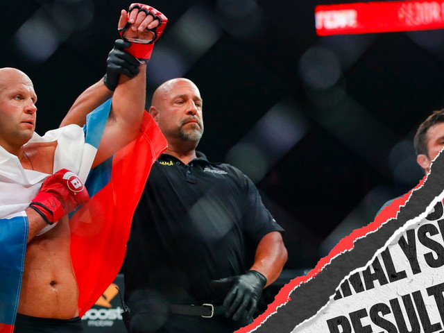 Bellator 208: Fedor vs. Sonnen results and post-fight analysis