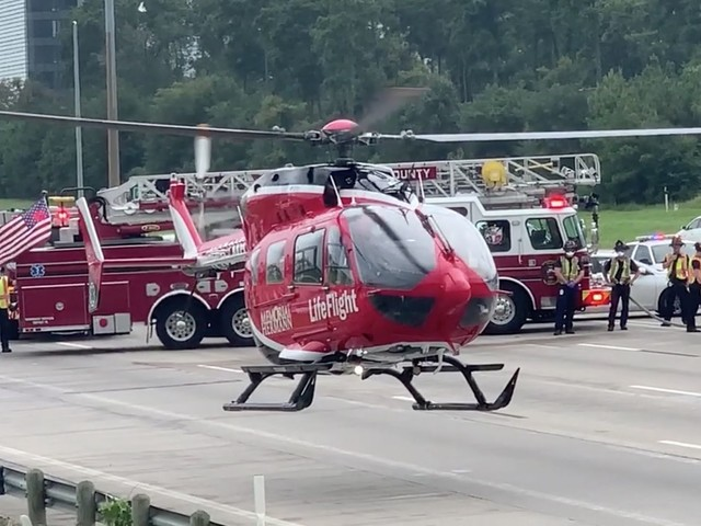 Second child dies after wreck on I-45 near Spring