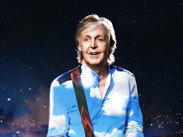 Paul McCartney Headlining Glastonbury 2020
