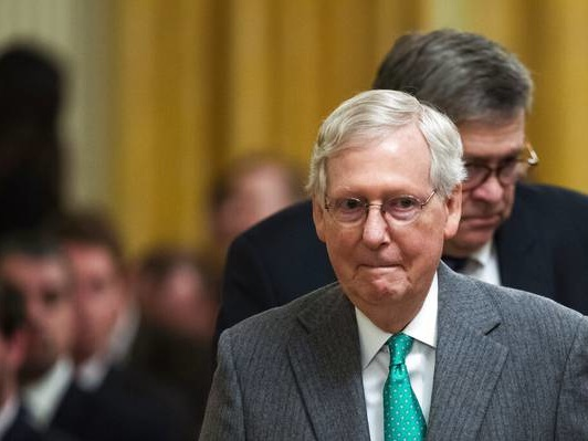 McConnell on US-Iran strategy: 'Let's not screw it up'