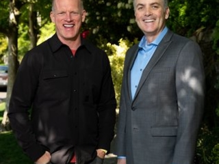Ron & Don Nation, rejoice! Popular radio personalities turn to podcast and real estate