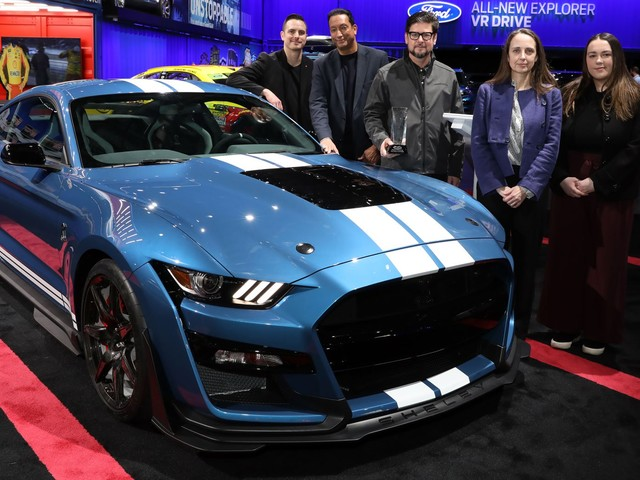 Ford Could Build A Manual 2020 Mustang Shelby GT500, If Enough Of You Ask For It