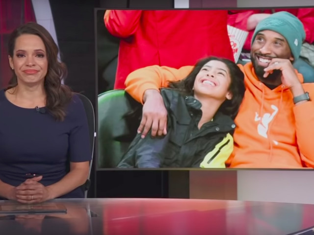VIDEO: ESPN anchor's emotional story about Kobe Bryant's love for his daughters is going viral