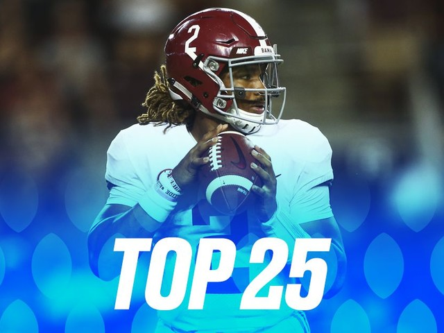 Week 7 college football rankings: The new Top 25s, as soon as they come out