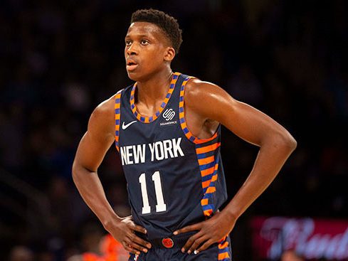 How Knicks' youth movement works in Frank Ntilikina's favor