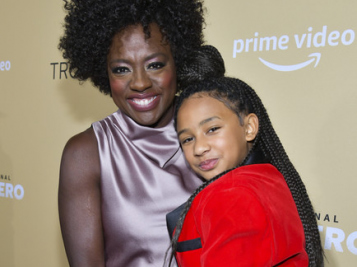 GEEZ, TIME IS FLYING! Viola Davis' Daughter Genesis Is Almost As Tall As Her & She's SO Adorable!