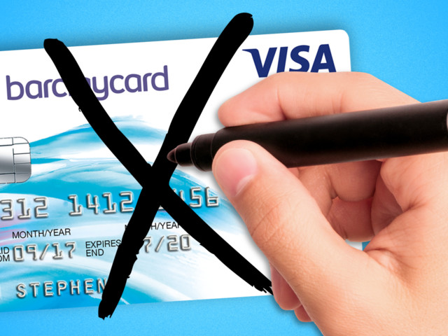 Credit-card users have whispered about the 'Barclays blacklist' for years. Here's how I got on it.