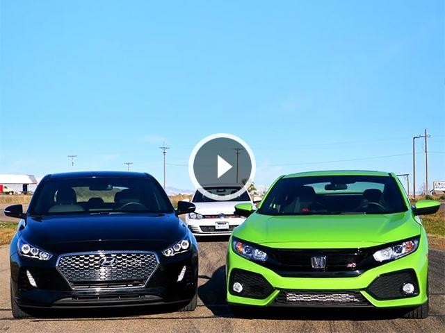 Can The New Competition Beat The Volkswagen GTI To 60 MPH?