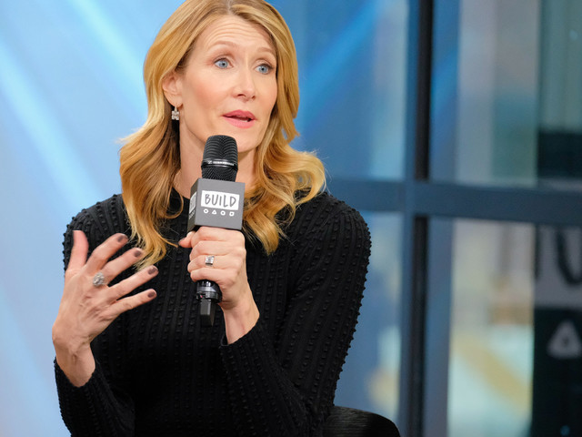 Laura Dern On What Drew Her To A Role In 'Star Wars: The Last Jedi'