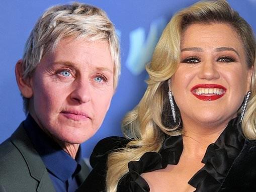 Kelly Clarkson, 39, will take over Ellen DeGeneres' time slot