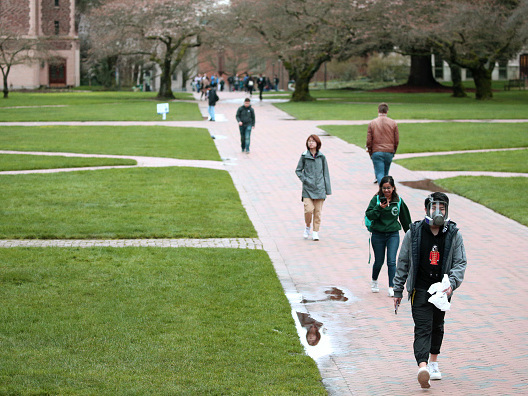 Colleges move classes online as coronavirus infects more
