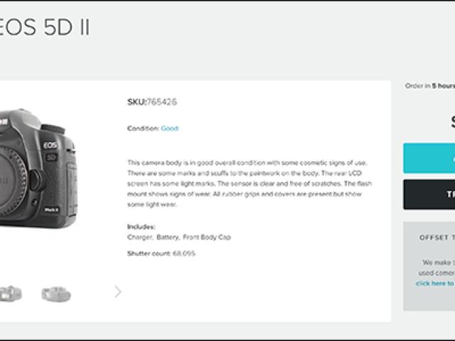 Should You Buy a Second Hand Full Frame Camera or a New Crop Sensor Camera?