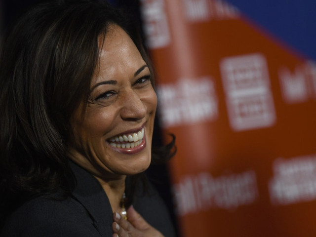 As her campaign struggles, Kamala Harris wonders: 'Is America ready' for woman of color president?
