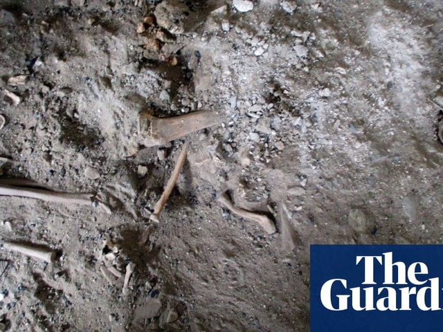 Mystery over 'female' remains found on male-only Greek mountain
