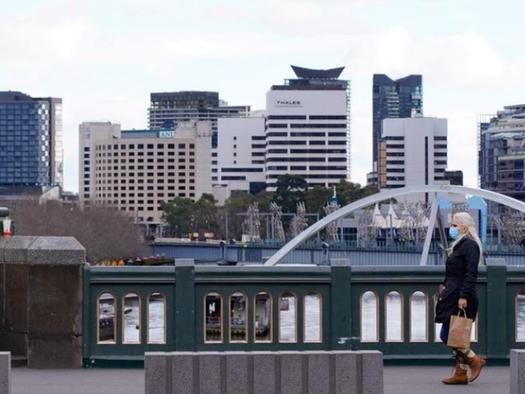 More Than 50% Of Australians On Lockdown As Delta Fears Spread