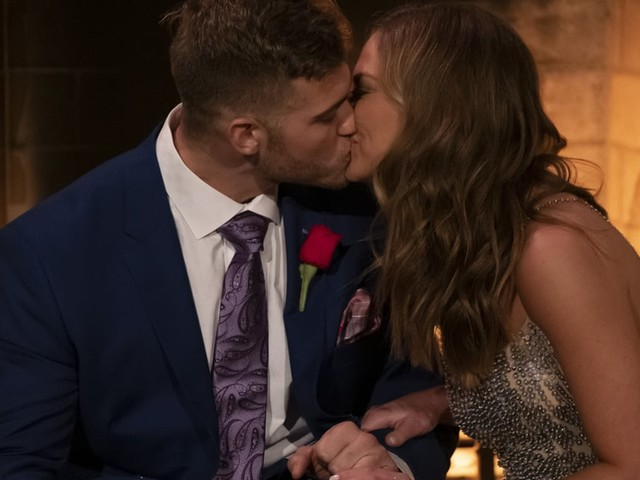 Yes, It Looks Like Luke P. Is Somehow STILL on The Bachelorette - Here's Why