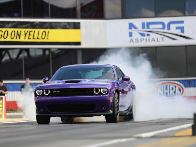 "This Just In: 2019 Dodge Challenger R/T Scat Pack 1320 ""Angry Bee"" Approved for NHRA"