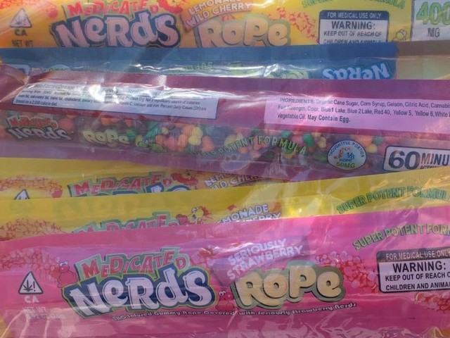 Two children hospitalized after eating THC-laced candy they got from a food bank