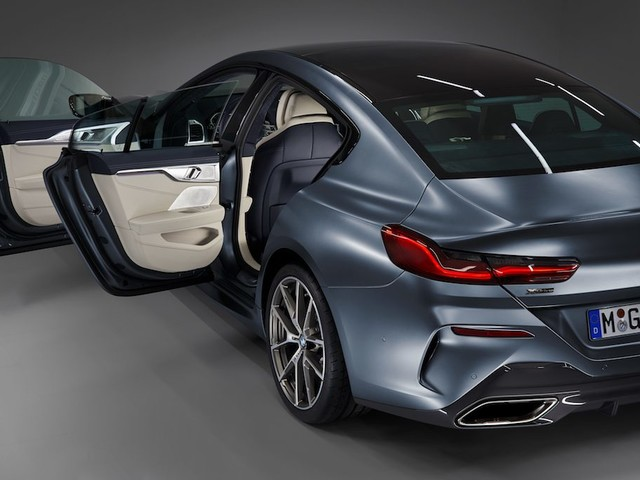 BMW 8 Series Gran Coupe Leaked Ahead of Official Debut