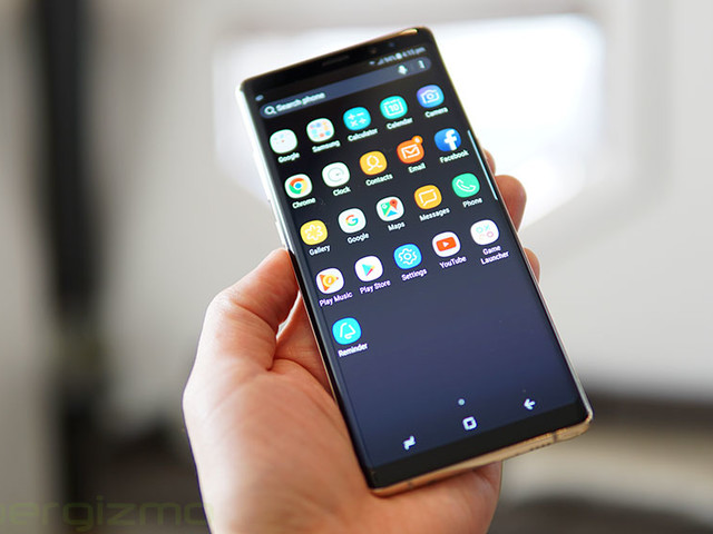 Microsoft Selling Samsung's Galaxy Note 8 Online