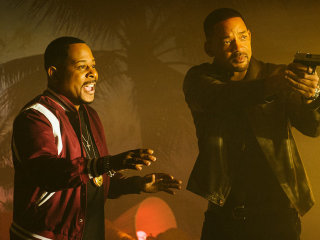'Bad Boys for Life' Tops Box Office (Again)