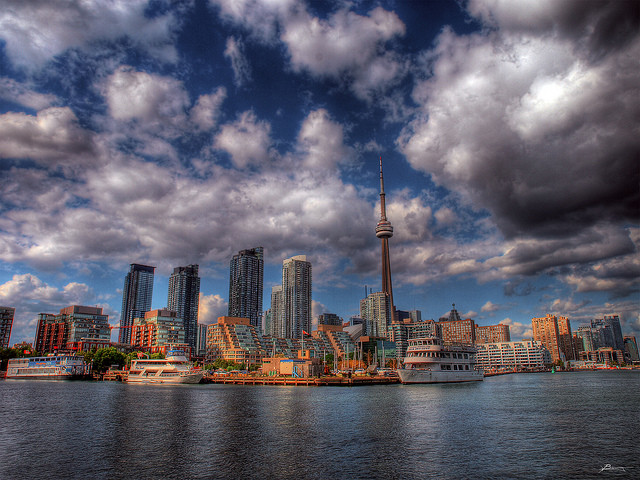 The Shorthaul – American – $178: Chicago – Toronto, Canada. Roundtrip, including all Taxes