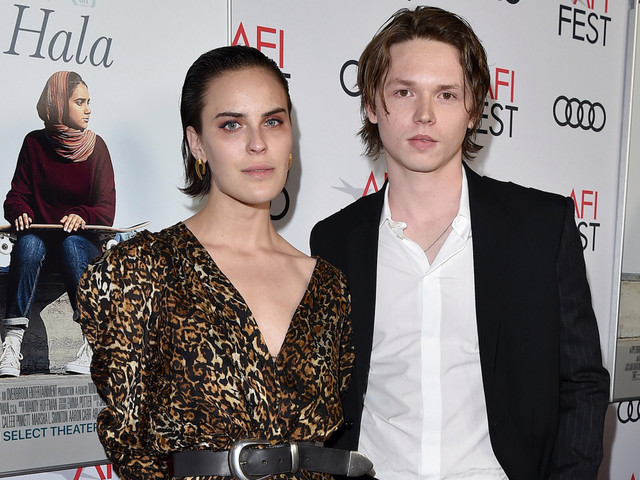 Tallulah Willis and Jack Kilmer step out together for movie premiere