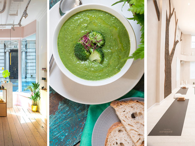 T's Wellness Guide to London
