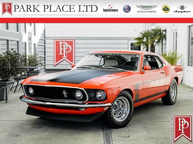 1969 Ford Mustang--Boss 302