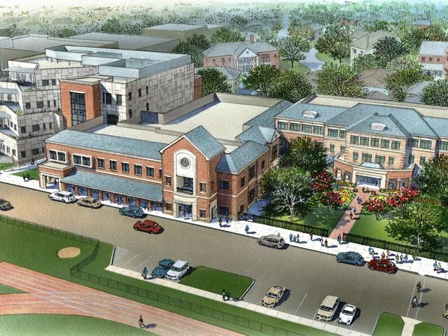 River Oaks Baptist School breaks ground on $65 million expansion