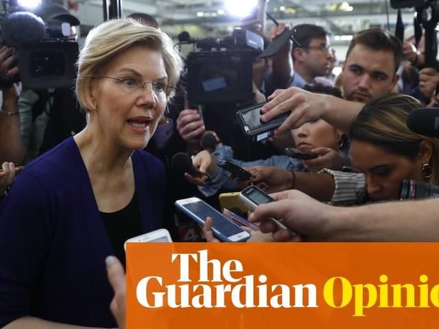 Elizabeth Warren's economic nationalism vision shows there's a better way | Robert Reich