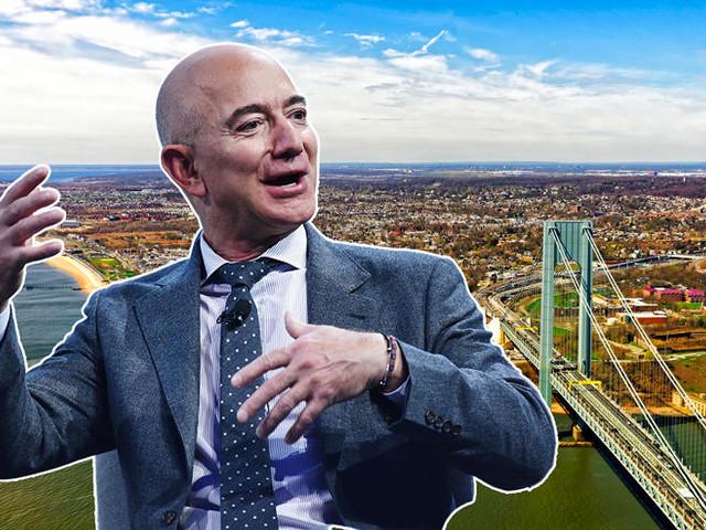 Amazon inks massive lease for Staten Island warehouse