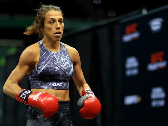 "UFC Tampa: Joanna Jedrzejczyk Shuts Down The Critiques :-""People Should Just Stay Quiet"""