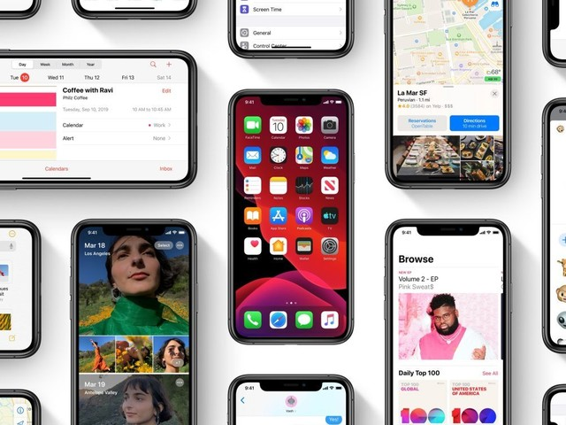 Apple says iOS 13 is now running on 81% of all devices, iPadOS adoption hits 73%