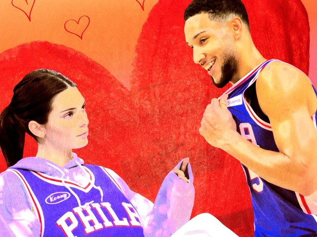 An Ode to Ben Simmons and Kendall Jenner, a.k.a. Bendall, the Adopted Prince and Princess of New Jersey