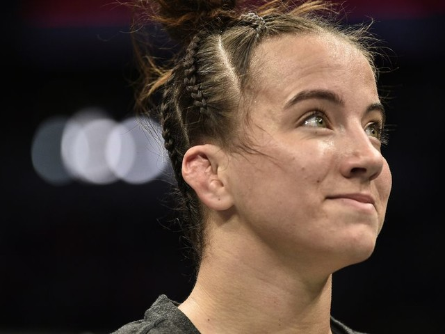 Maycee Barber vs. Roxanne Modafferi targeted for UFC 246