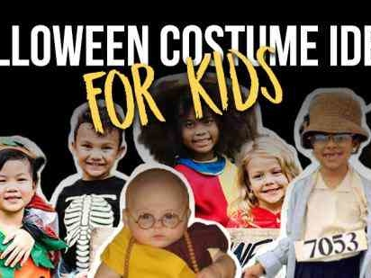 50 Best Fun (And Educational!) Halloween Costumes For Kids