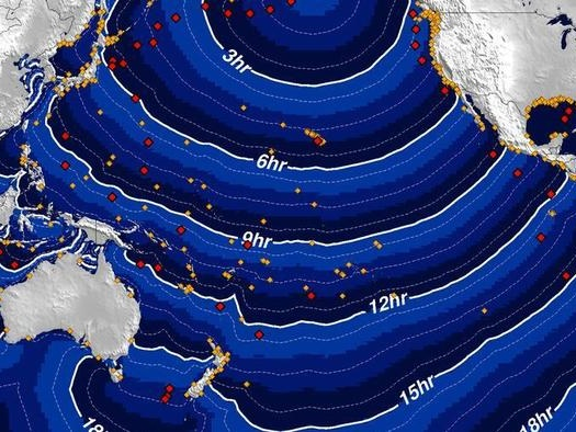 Massive8.2MagnitudeEarthquake RocksAlaska Peninsula